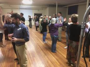 picture where English Country Dancing in Denver event Denver ECD (Fri or Sat) is happening