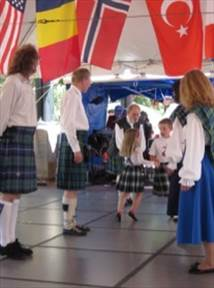 picture where Scottish Dancing in Denver event Regional Dance ( Sep-May Only ) is happening