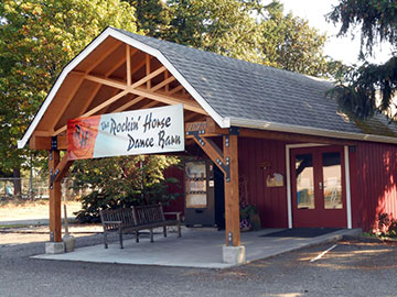 picture where Country Dancing in Seattle event Rockin Horse Dance Barn Fridays is happening