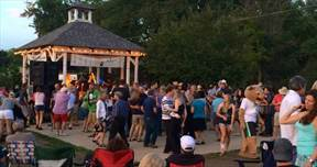 picture where Misc/Variety Dancing in Boulder event [Niwot] Rock & Rails Live Outdoors (Summer) is happening